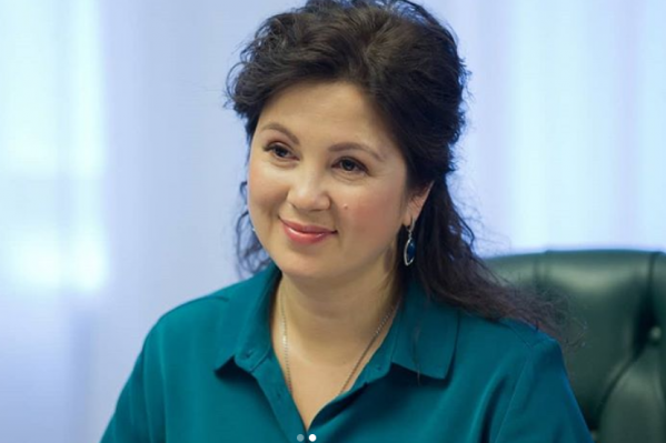 Евгения Майорова много лет возглавляет фонд помощи онкобольным детям «Искорка»