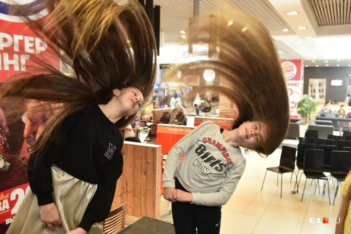 Как, наверное, тяжело ухаживать за такими длинными волосами!