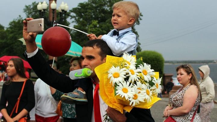 В Волгограде 8 июля фестивалем «Семейное счастье» отметят День семьи, любви и верности