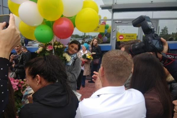 Лариса Арачашвили: «Дорогие, ищите единомышленников, а не врагов»
