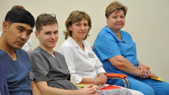 Пациенты назвали лучших врачей красноярского онкодиспансера