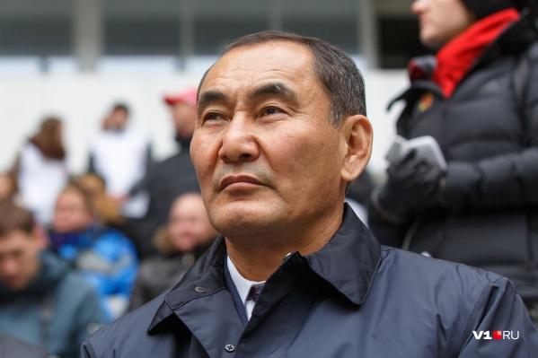 Обвинений в теракте генерал не признаёт