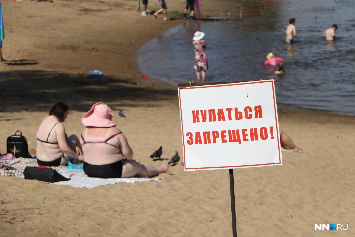 Десятилетний парень потонул ввыксунском пруду