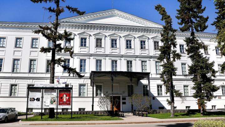 В мае жители смогут бесплатно посетить Нижегородский государственный музей