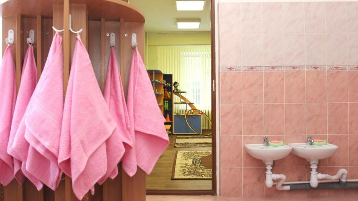 Переполненный детский сад оштрафуют за то, что детям не хватает кроватей и кабинок