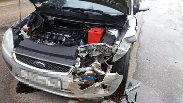 Столкновение Ford и «Лада-Калина» и сбитая пенсионерка: 7 человек пострадали в ДТП в Башкирии