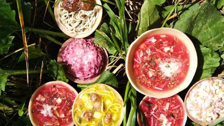 Покажи свой Instagram: любуемся миниатюрной едой, которую хочется съесть, но нельзя