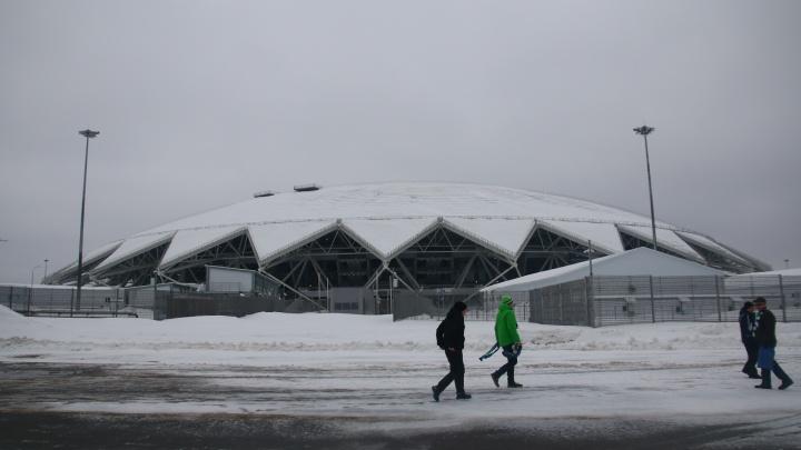 Около стадиона «Самара Арена» хотят сделать тематический парк