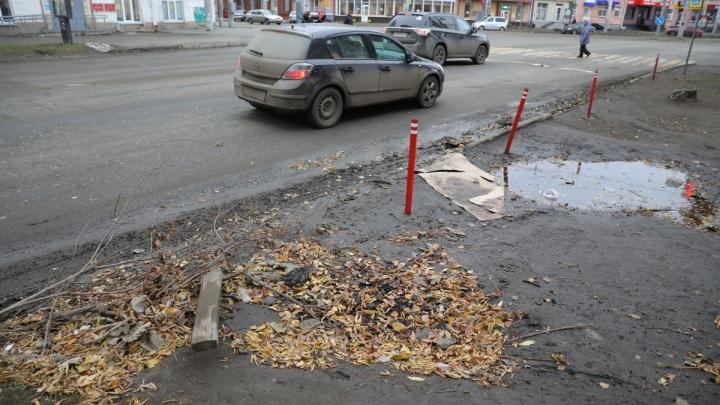 Андрей Жижин: управляющие компании должны качественно убирать дворы курганских многоквартирных домов
