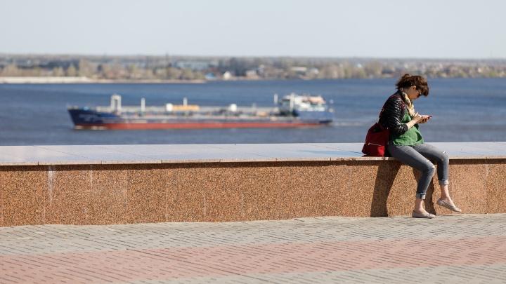 Солнце и +12 °С: волгоградцы начинают первую неделю апреля теплом