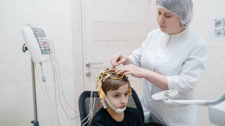 До конца июня в АВА КЛИНИК можно пройти электроэнцефалографию со скидкой