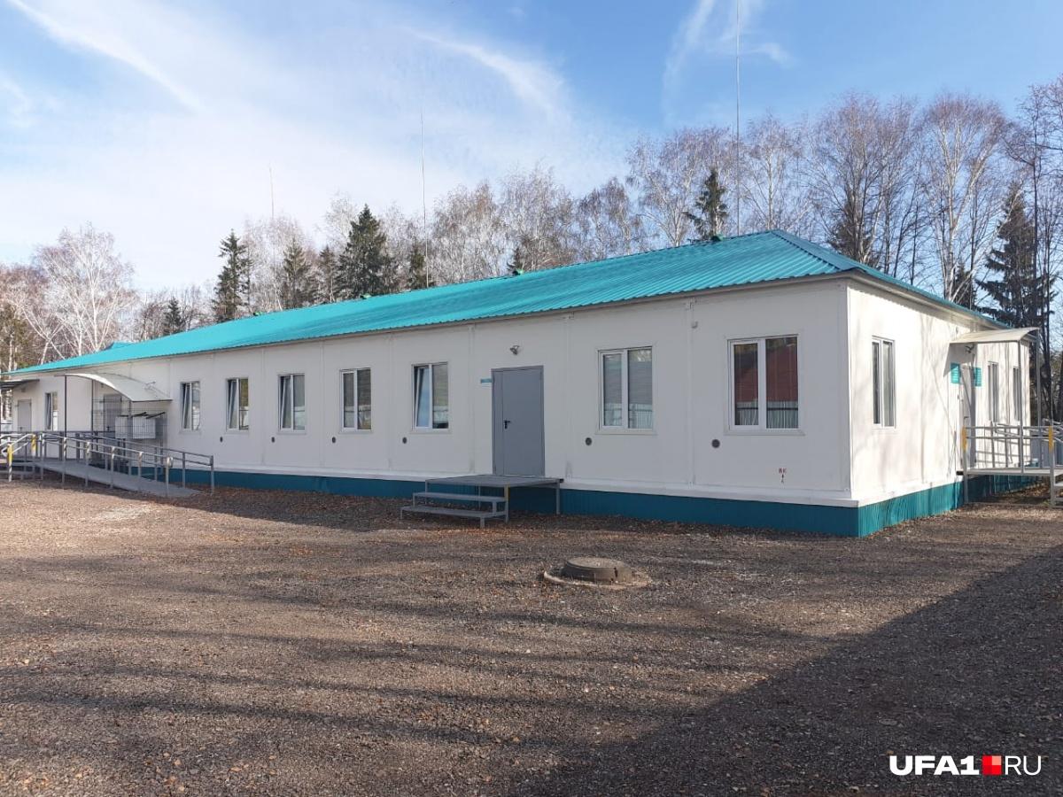 Учреждение переместили с территории городской детской больницы в промзону