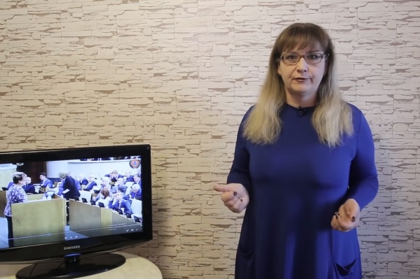 Татьяна Гартман была шокирована неграмотностью политика