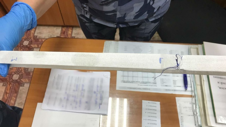 Жителя Прикамья задержали за попытку пронести наркотики в колонию в бельевой резинке