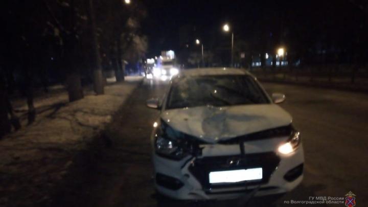 В Волгоградской области под колесами автомобилей погибли два пешехода