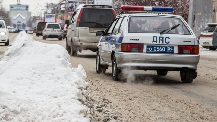 Больше сотни водителей попались пьяными на новогодних каникулах