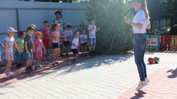 «Питомник талантов»: молодые специалисты «ЕвроХим-ВолгаКалия» устроили праздник в детском саду