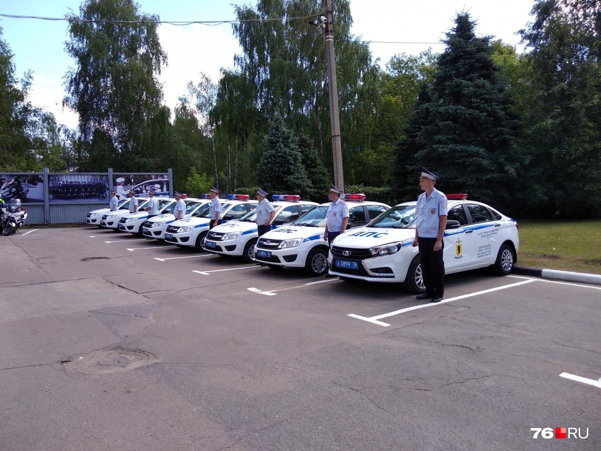 На машины потратили несколько миллионов рублей