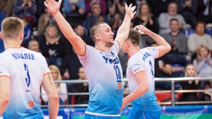 В Уфе пройдет этап Международных соревнований по волейболу «Лига наций»