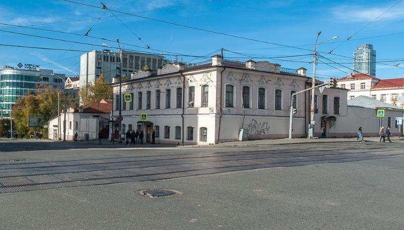 Усадьбу на углу Куйбышева и Луначарского выставили на продажу