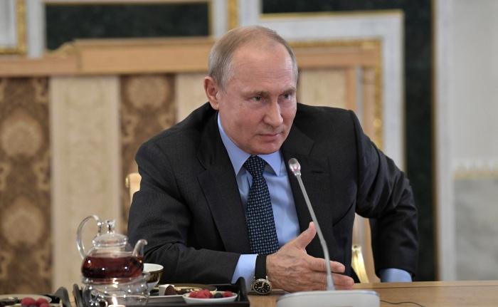 Прямая линия с президентом РФ состоится в этот четверг