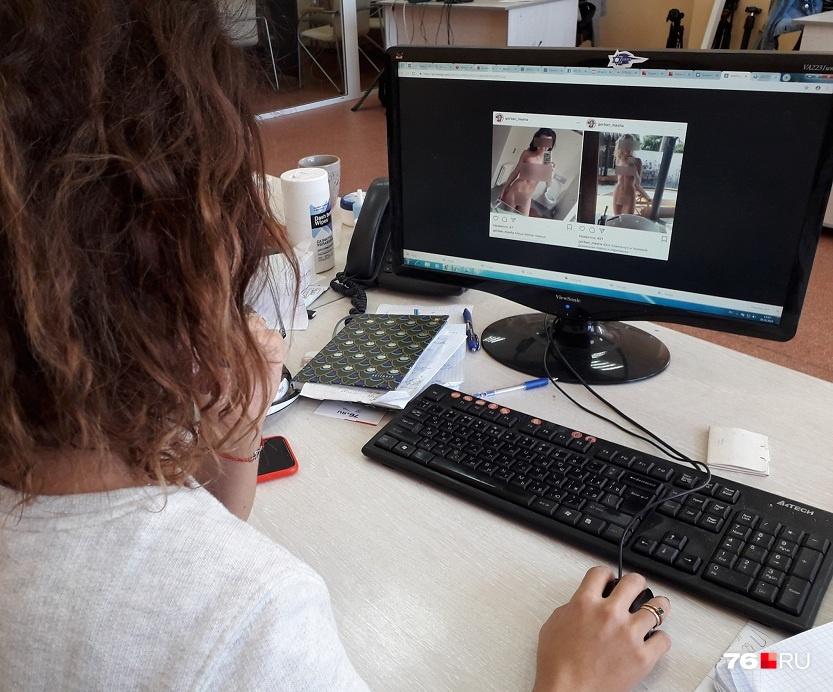 Пикантные фото звёзд появились в аккаунте у Марии Горбань