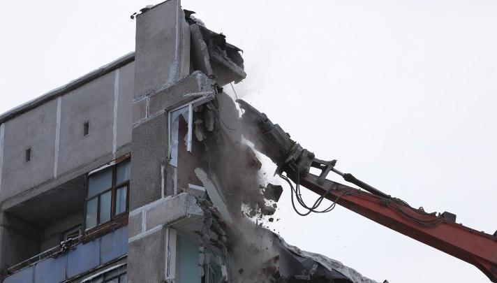 Медведев назвал необходимую сумму для расселения пострадавшего от взрыва дома в Магнитогорске