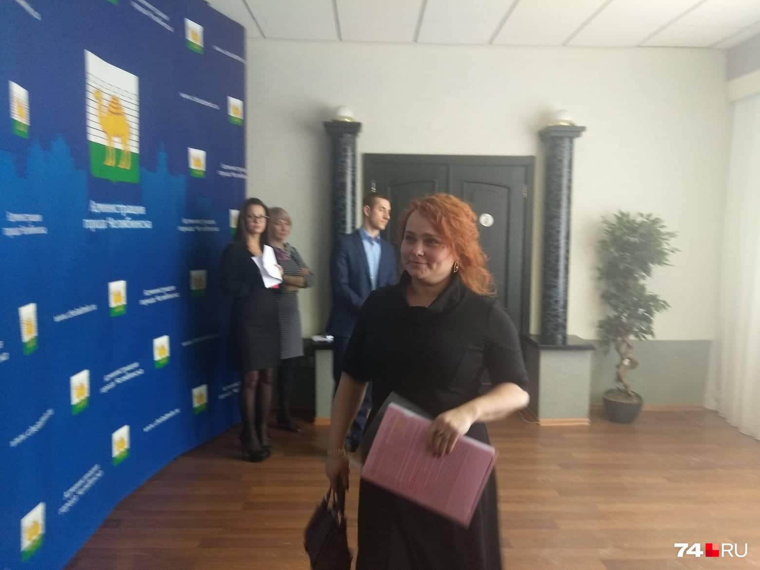 Татьяна Омельченко — единственная женщина-кандидат в мэры
