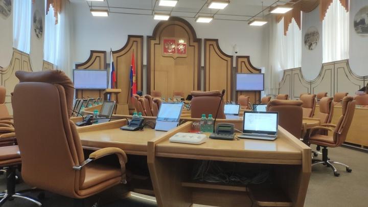 Депутатам горсовета Красноярска рассказали осостоянии теплосетей города
