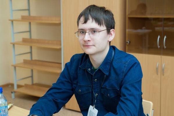 Степан Вахрушев учится в 11-м классе СУНЦа, а после его окончания собирается поступать в МГУ или МФТИ