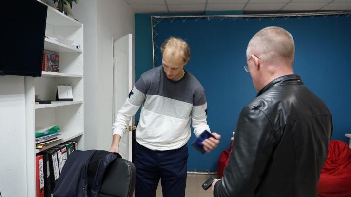 В штабе СК так и не дождались: как проходили обыски у пермских активистов Навального