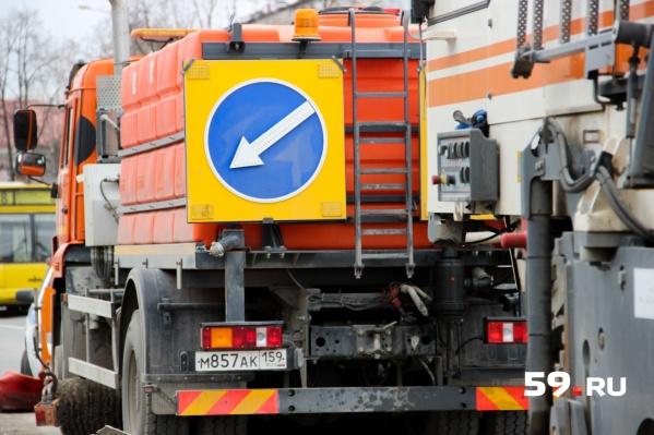 На участке установят металлического ограждения, 400 сигнальных столбиков, 127 дорожных знаков и нанесут дорожную разметку