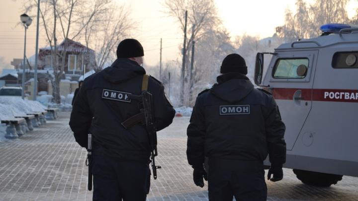 Омская Росгвардия открыла вакансии с зарплатой от 30 тысяч рублей