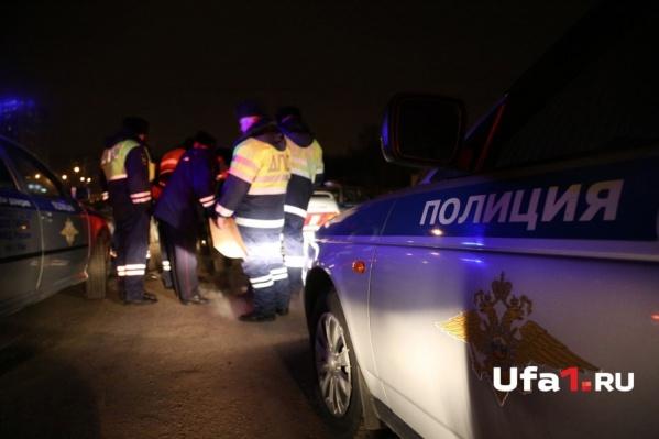 Дорожные полицейские задержали пьяного водителя