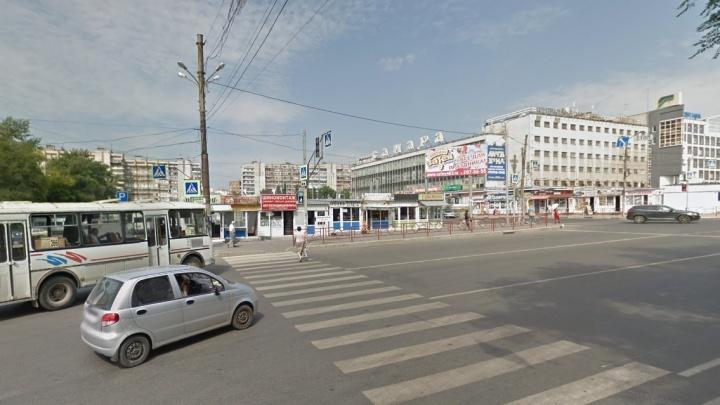 Около ЦУМ «Самара» хотят построить высотки