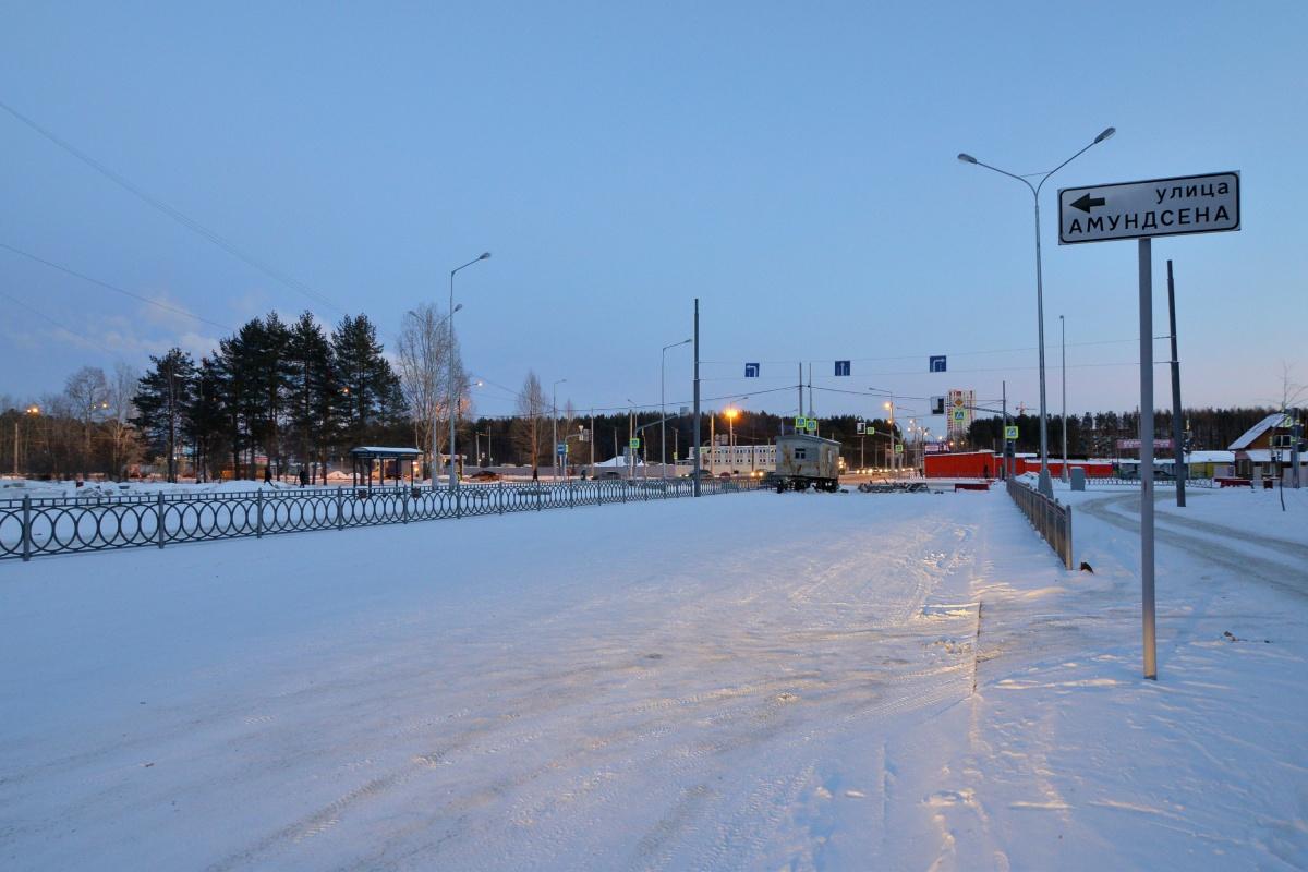 Построили и забросили: почему новый проспект Сахарова в Академическом до сих пор закрыт