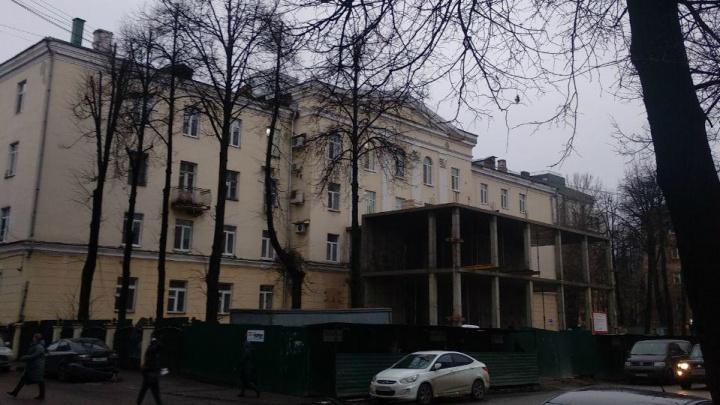 «Это полный зашквар»: в центре Ярославля сделают современную пристройку к сталинке