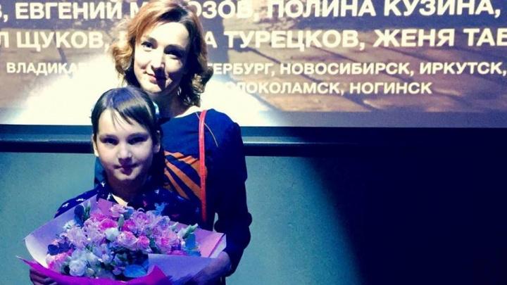 Фильм о подвиге новосибирской школьницы показали на Каннском фестивале