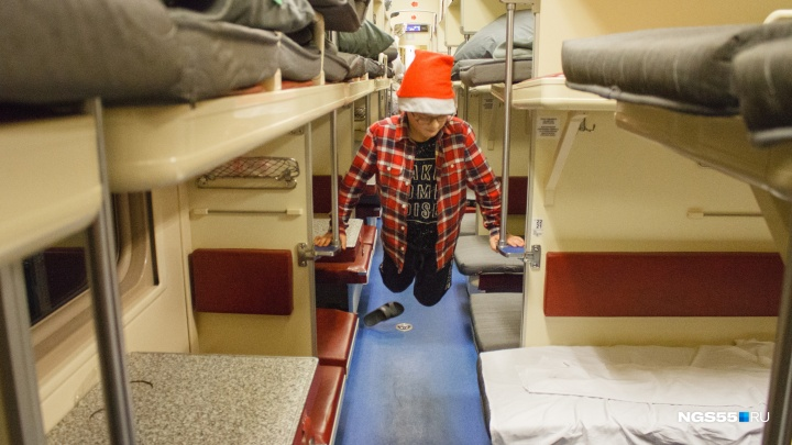 Побег от Нового года: как мы встречали 2020-й в поезде Владивосток — Москва