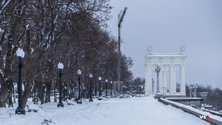 Изморозь и туман: в Волгограде до вечера четверга продержатся холода