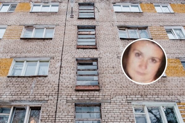 Девушка ушла из дома утром 8 января