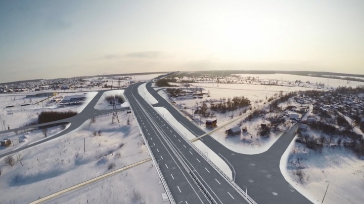 На трассе М-5 «Урал» в Самарской области построят новый мост