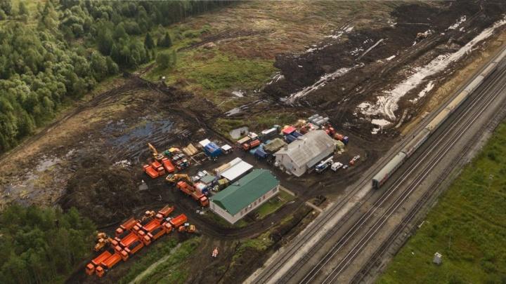 «Москва раздражает»: не власти, а жители Урдомы назвали инвестора предприятия для столичного мусора