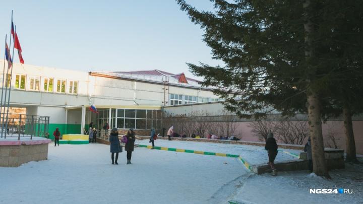 Стадион школы в Академгородке отдают под строительство спортзала