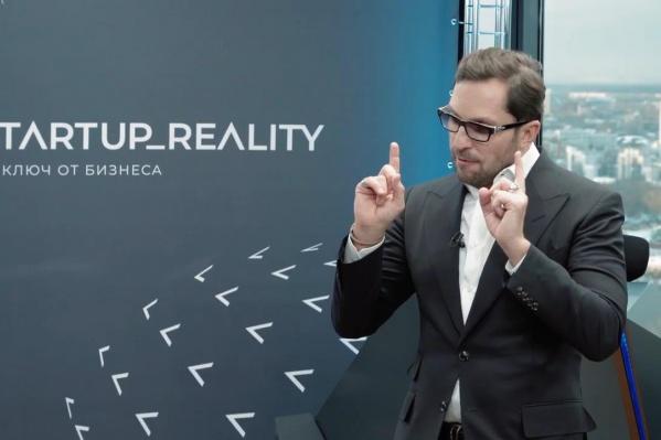 Александр Ревва стал специальным гостем проекта не как шоумен, а как бизнесмен. Эксперт посоветовал молодым коллегам, как дойти до финала в реалити и добиться успеха в жизни