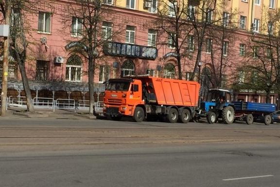 С обеда до позднего вечера: какие челябинские улицы закроют в День города