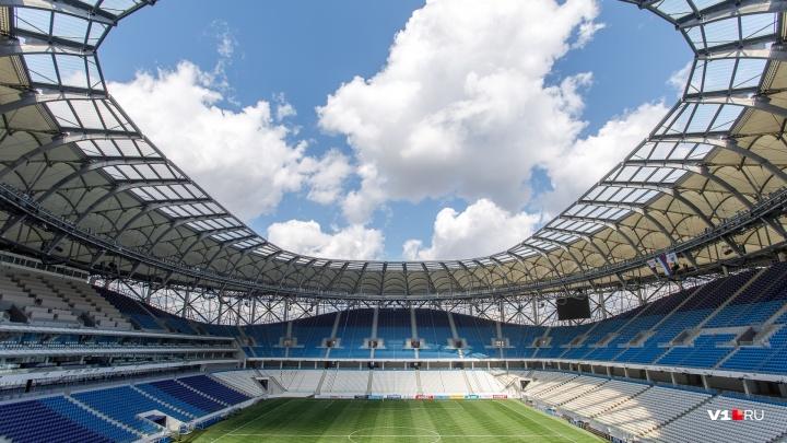 «Тамбов» сыграет с московским «Спартаком» на «Волгоград Арене» 28 июля
