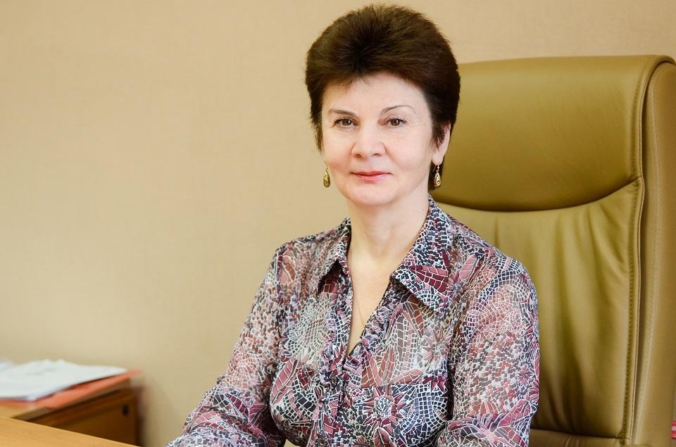 Татьяна Александровна Чумаченко,и. о. ректора ЮУрГГПУ
