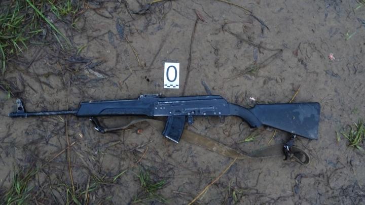 В Верхнетоемском районе архангелогородец случайно застрелил брата во время охоты