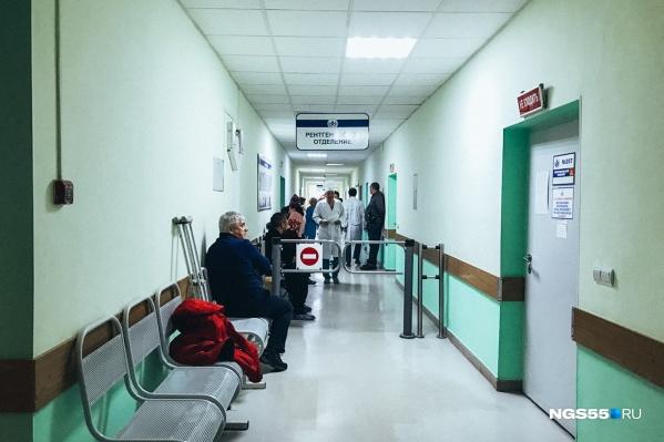 Сегодня больнице требуются три новых медика